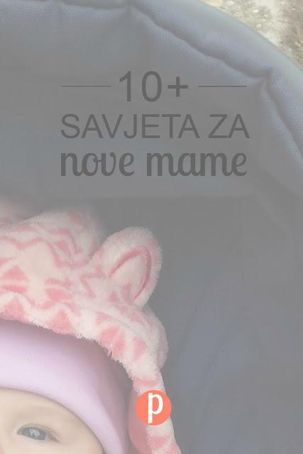 Savjeti za nove mame