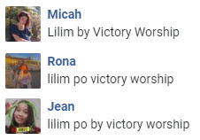 Lilim (In Your Shelter) - Victory Worship Request