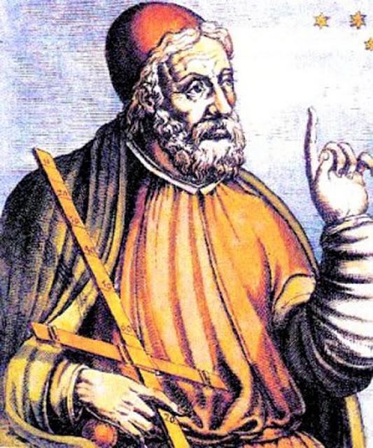 Nhà toán học, địa lý và thiên văn học Claudius Ptolemy, người đã chia nhỏ thành 24 giờ và đặt tên phút, giây.
