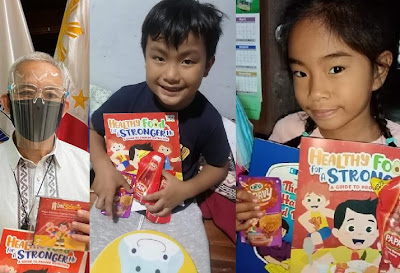 NutriAsia and Papa team up with DepEd to teach students about proper nutrition
