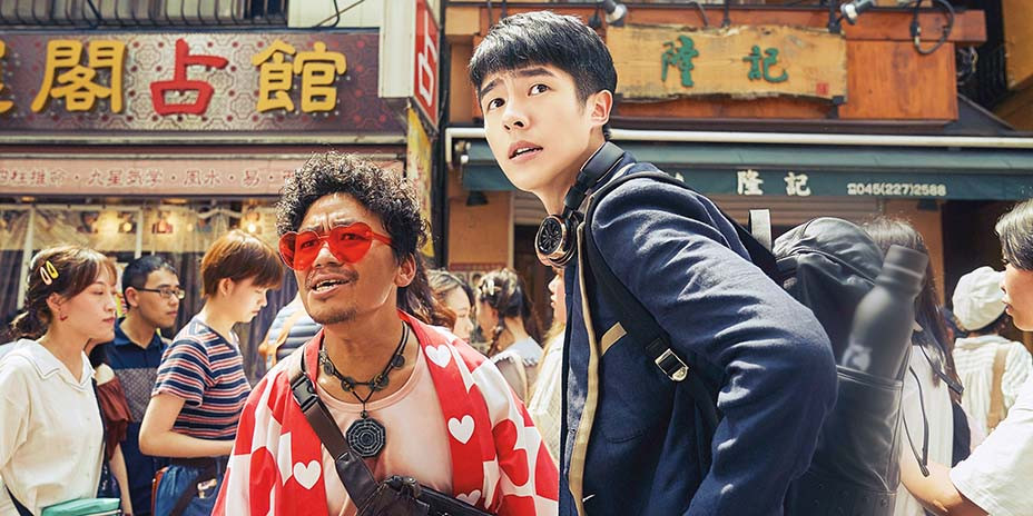 """""""Detective Chinatown 3"""" tops the Chinese box office with $ 397.2 million"""