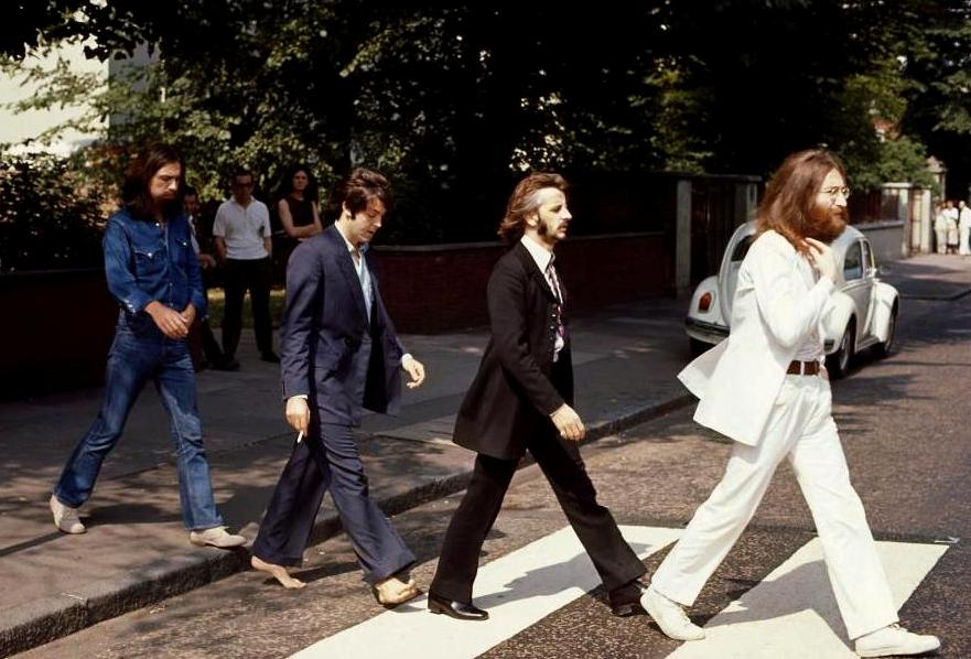 the kalman chronicle blast from the past the beatles on abbey road. Black Bedroom Furniture Sets. Home Design Ideas