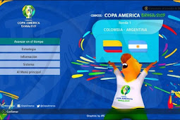 Copa America 2019 Graphics For - PES 2019 & PES 2018