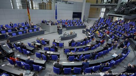Εμπάργκο όπλων στην Τουρκία συζήτησε η γερμανική βουλή