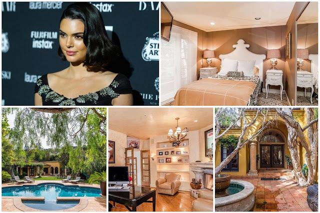 Kendall Jenner Buys Charlie Shane's Former House For $ 8.55 Million