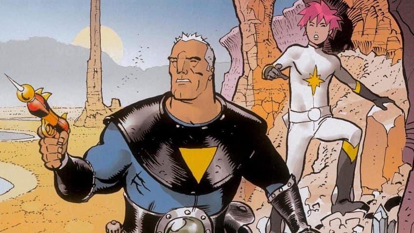 Джо Корниш снимет экранизацию комикса Starlight Марка Миллара