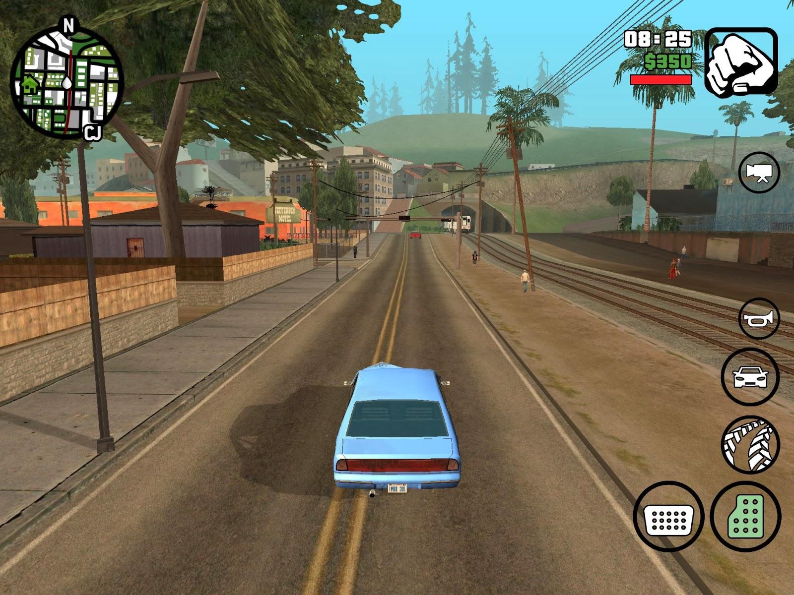 Gta San Andreas Cheat Mod Apk No Root V1 03 1 03 Mod