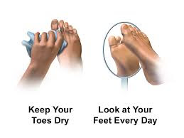 Know Some Precautions Related To Care Of The Feet