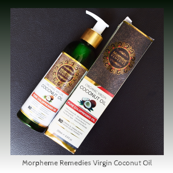 morpheme remedies coconut oil