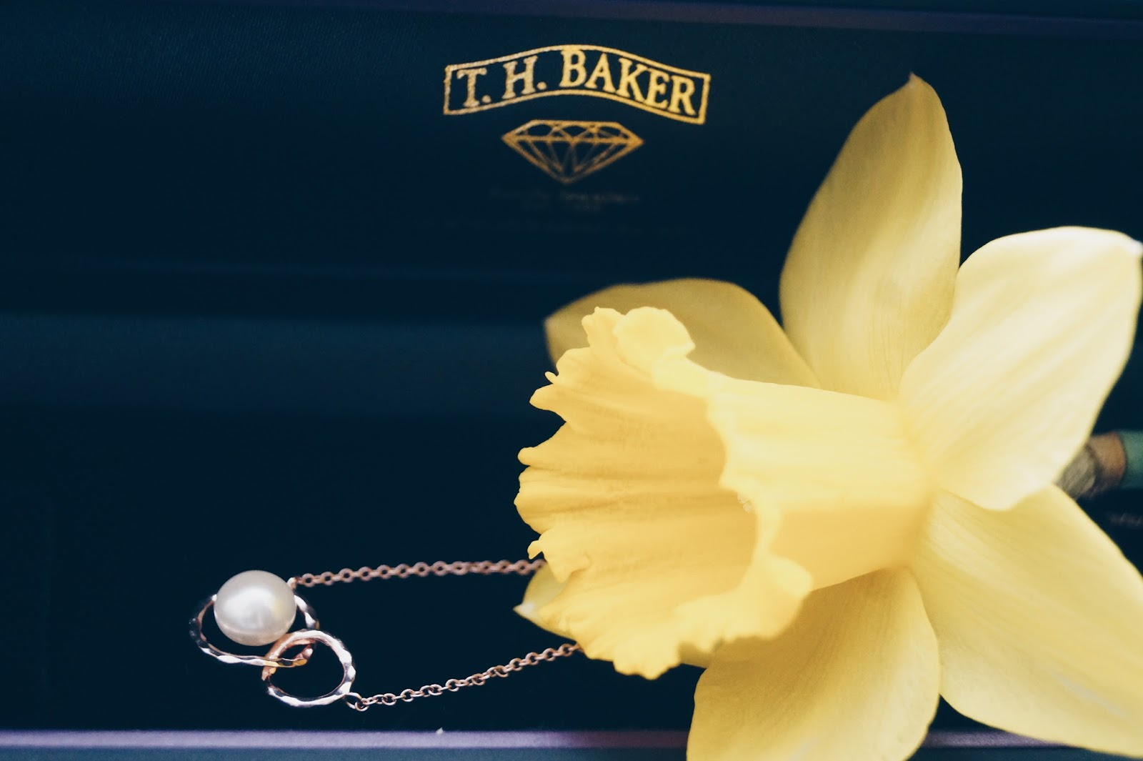 Ana Maddock- Mother's Day with T.H. Baker thbaker.co.uk