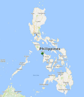 tibiao philippines location
