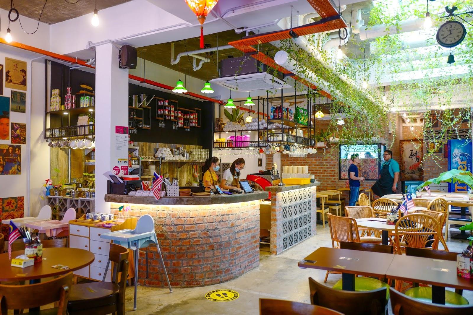 kwong cheung loong kopitiam bar, jalan doraisamy