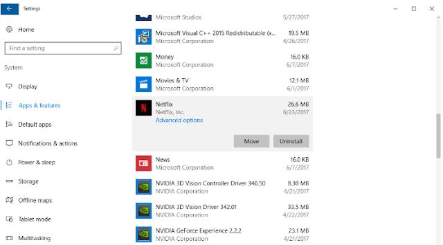 Cara Mudah Menghapus Aplikasi dan Program di Windows 10 5