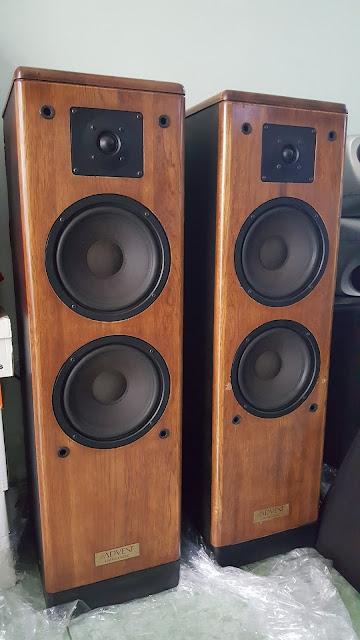 Ampli 5.1 dts - Ampli stereo - Đầu MD làm DAC - Đầu CDP - Sub woofer v.v.... - 42