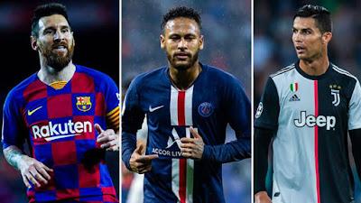 Cựu chủ tịch Barca gây tranh cãi: Neymar chỉ kém Messi, hơn đứt Ronaldo