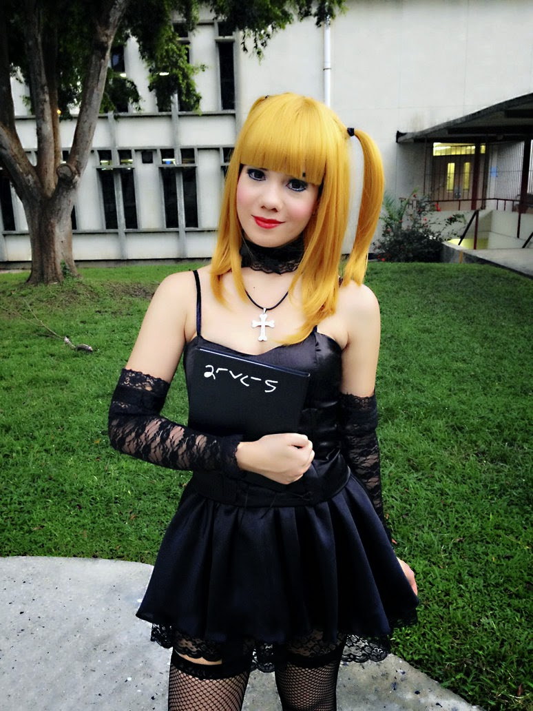 How to Look Like Misa Amane from Death Note - Creative ...