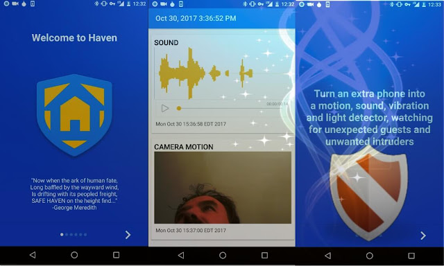 حول هاتفك إلى أداة تجسس مع تطبيق Haven من تطوير إدوارد سنودن