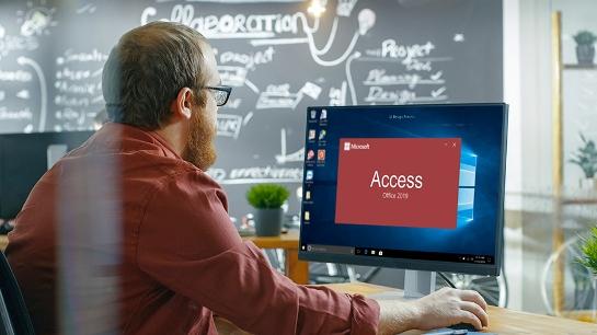 Intermediate Microsoft Access 2019/Office 365