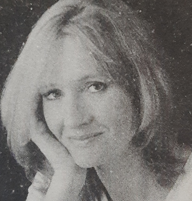 History of J.K.Rowling