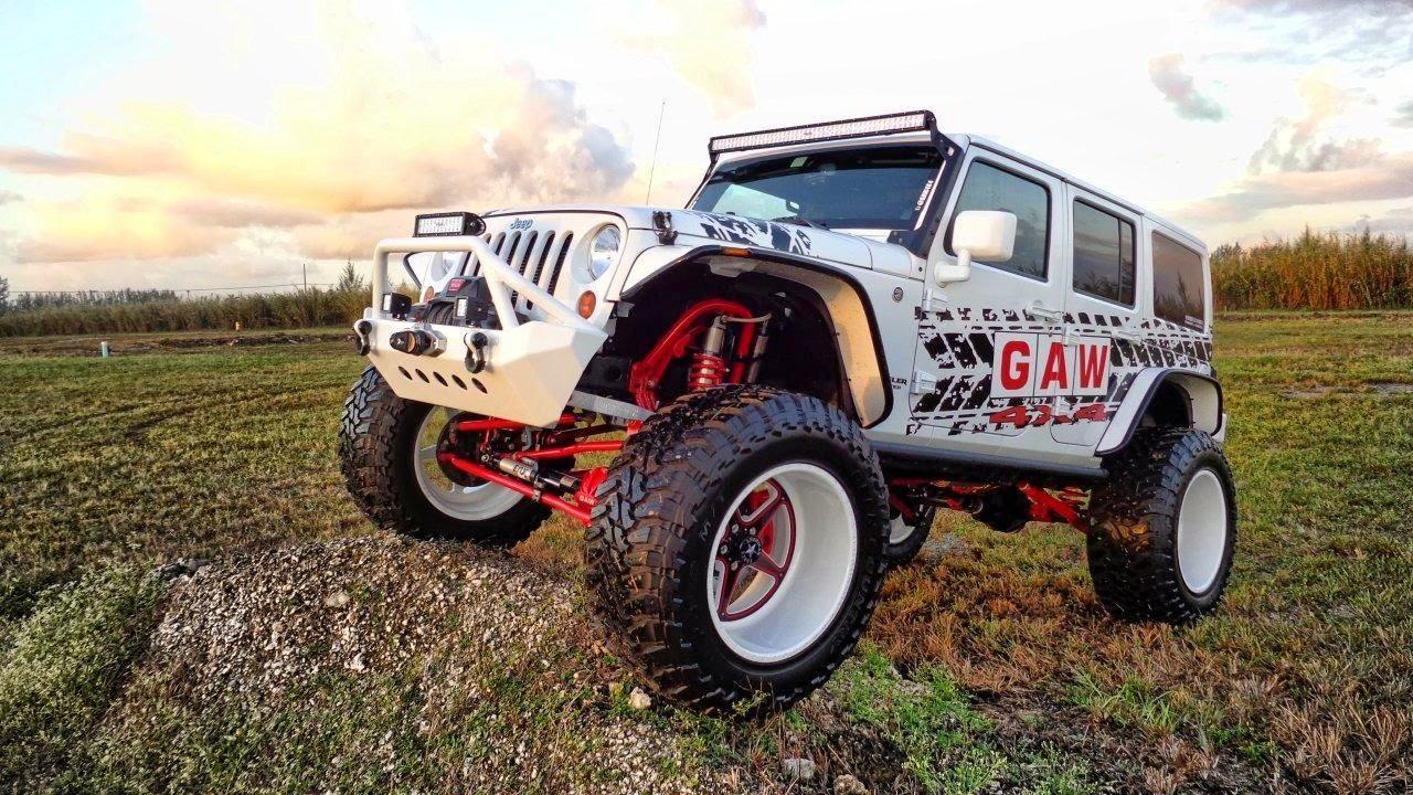 2013 Jeep Wrangler Jk Custom Auto Restorationice