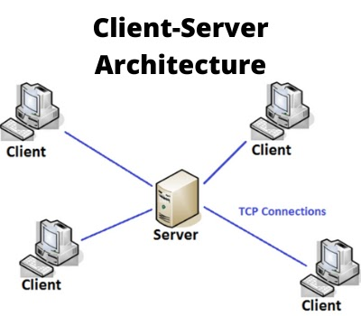 What is a Client Server Architecture in Hindi? Client Server Model