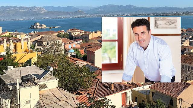 Δημήτρης Κωστούρος:  Από την 4η Μαίου δεν μένουμε σπίτι πια - Μένουμε ενωμένοι
