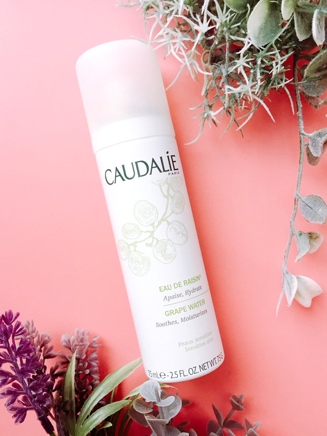 GrapePower, Caudalie, CleanBeauty, GrapeBeauty, CaudalieHK, skincare, beauty, lovecath, catherine, 夏沫, beautytips, oil, Moisture, 滋潤護理油, 保濕噴霧, 轉季, 抗敏, 天然, 清新, lovecathcath