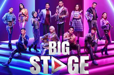 Senarai Peserta Program Big Stage 2019