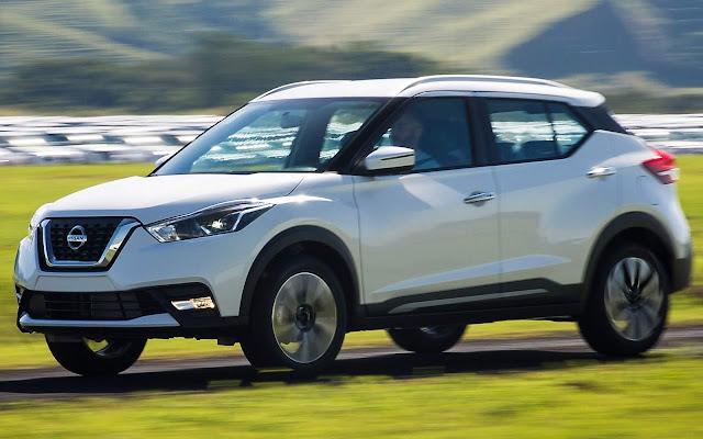 Nissan Kicks 2020 SL Automático