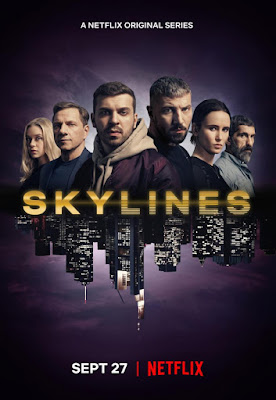 Skylines (TV Series) S1 Custom HD Dual Latino 1DVD
