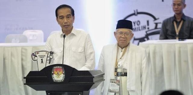 Visi Misi Jokowi-Ma'ruf Fokus Pembangunan SDM