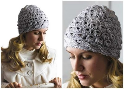 Punto escoba crochet tutorial-patrón