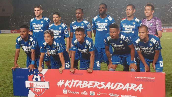 Seorang Pemain Persib Bandung Terkonfirmasi Positif Covid-19