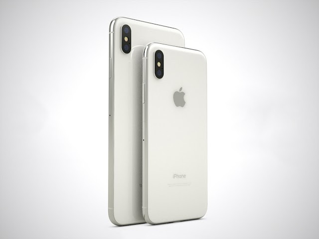 New 6.5-inch iPhone X model reportedly known as the 'iPhone XS Max'