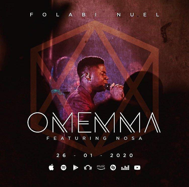 Folabi Nuel - Omemma Lyrics & Mp3 Download