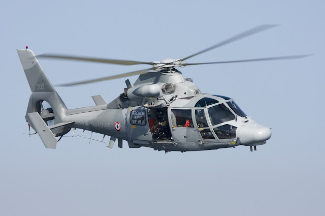 French Navy Airbus Helicopters AS565