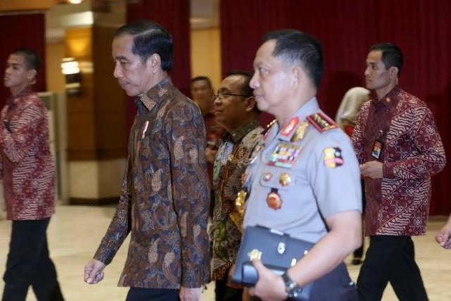 Tito Dianggap Benteng Terkuat Jokowi
