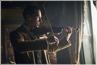 新世紀福爾摩斯地獄新娘SherlocktheAbominableBride海報