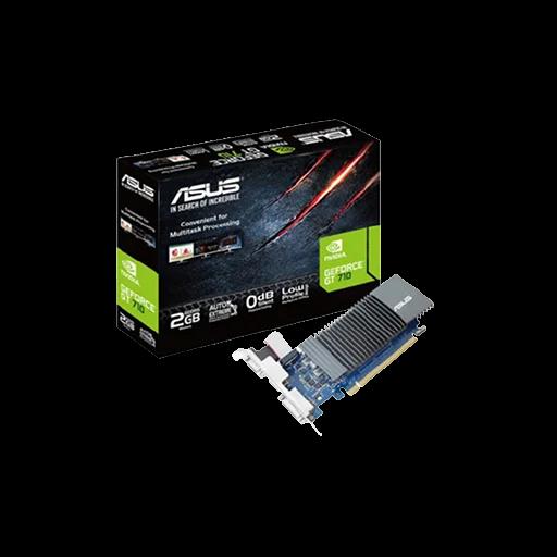 VGA ASUS GT710-SL-2GD5 (Đồ họa NVIDIA GeForce GT 710)