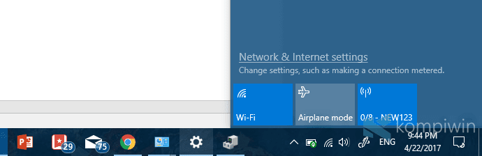 hotspot wi-fi windows 10