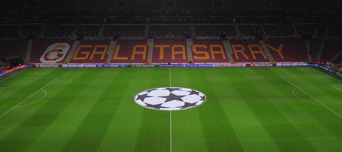 Galatasaray'da oynayan Şampiyonlar Ligi şampiyonları...
