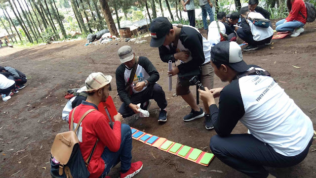 OUTBOUND AMAZING RACE | Indonesia Power Cilegon