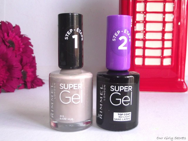 Our Girly Secrets Le Vernis Super Gel De Rimmel Top Ou Flop