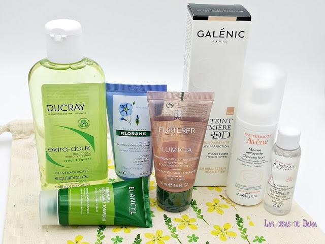Primavera Pierre Fabre dermocosmetica farmacia ducray belleza beauty expertise galenic