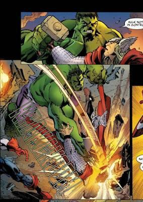 17 Heróis e Vilões Que Ergueram o Martelo do Thor -