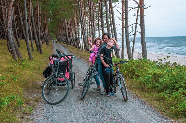 dzieci i rowery