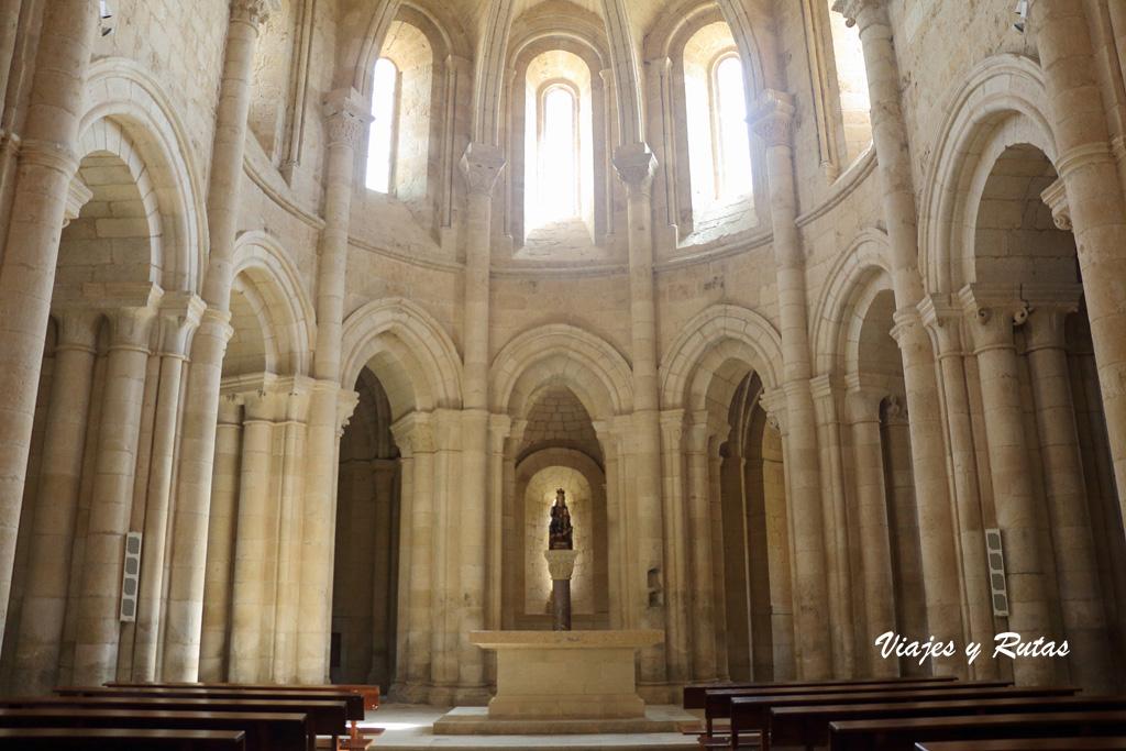Iglesia del Monasterio de Gradefes, León