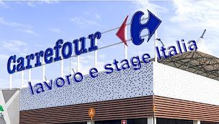 adessolavoro - Offerte lavoro e stage Carrefour GDO Italia