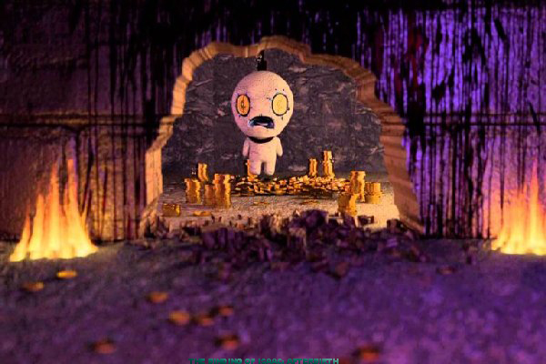 The Binding of Isaac: Afterbirth Game