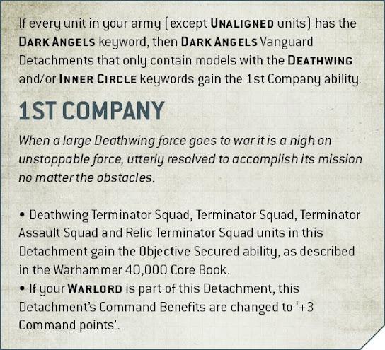 Exterminadores Ala de la Muerte reglas